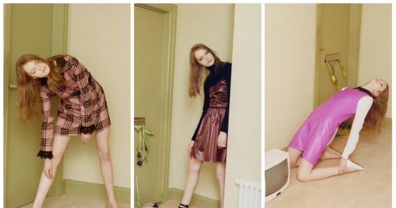 Викторија Бекам со морничав лукбук ја претстави новата колекција