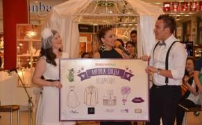 Аирлија свадба во Рамстор: Селма и Ајхан добија ваучер од 1.200 евра!
