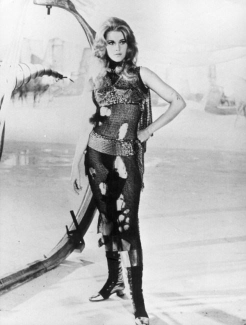 Jane Fonda in 'Barbarella'