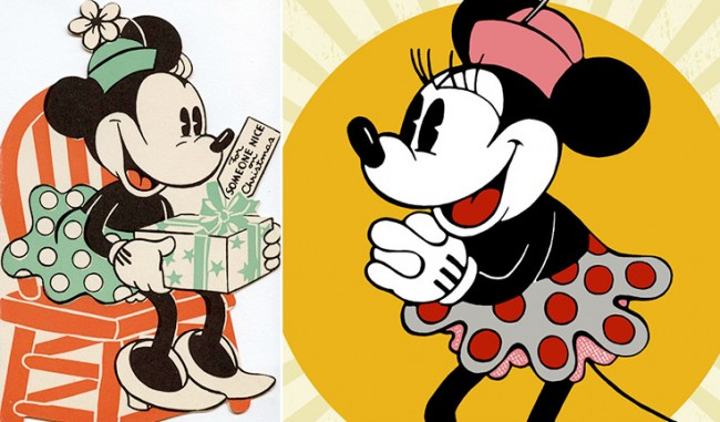 a-history-of-polka-dots-in-fashion-Minnie-mouse