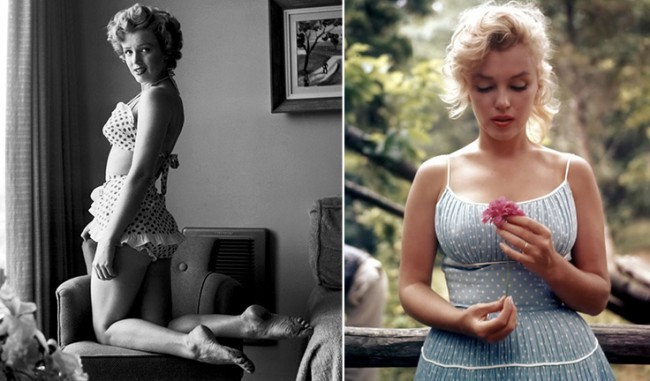 a-history-of-polka-dots-in-fashion-marilyn-monroe