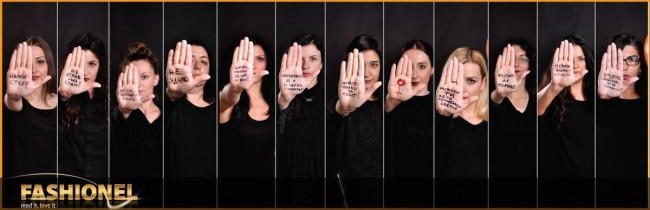 Кампања против насилство врз жените