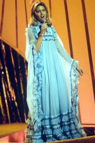 1974 - Англија - Оливија Њутн Џон