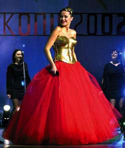2002 - Македонија - Каролина Гочева