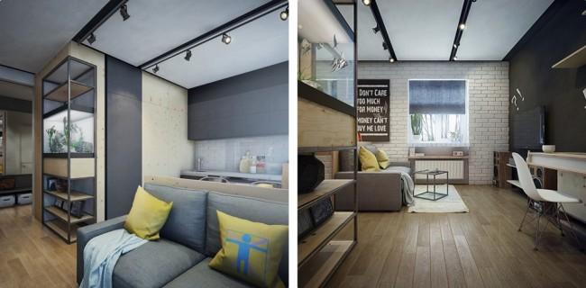 Savršeno uređeni stanovi do 50 kvadrata (6)