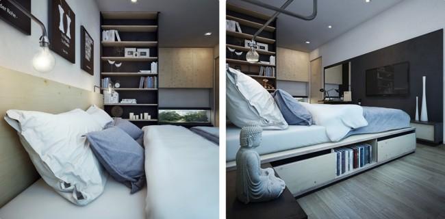 Savršeno uređeni stanovi do 50 kvadrata (7)