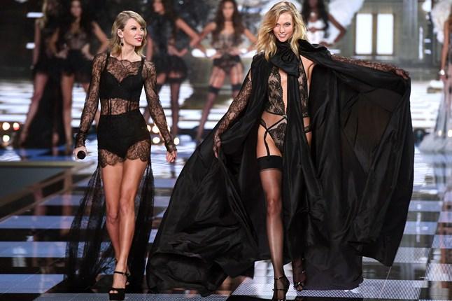 2014 - Тејлор Сфивт е втора година по ред гостинка на шоуто. На пистата се појави во придржужба на Карли Клос која исто така не е веќе дел од тимот