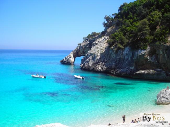 Cable Goloritzé Beach, Sardinia