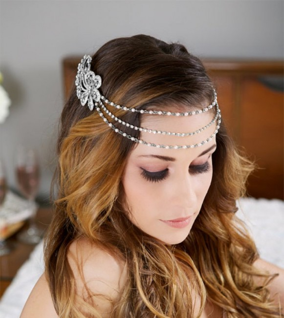 Latest-Stylish-Brides-Beautiful-Headbands-Fashion-2015-1