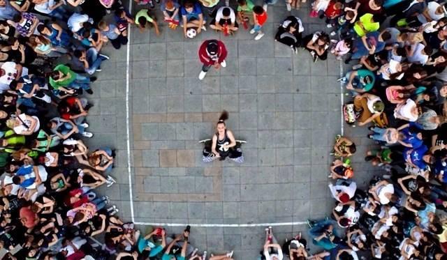Skopje street festival