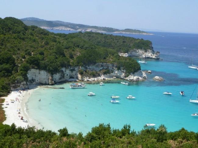 Antipaxos Voutoumi, Greece