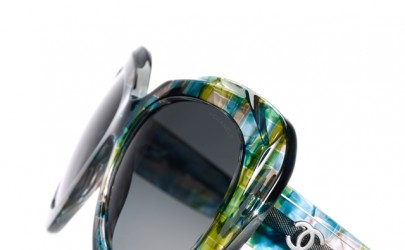 Светот е шарен низ очилата на Шанел